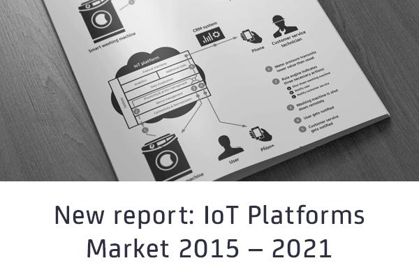 Worldwide IoT Platform Market to Reach $1.6 Billion by 2021