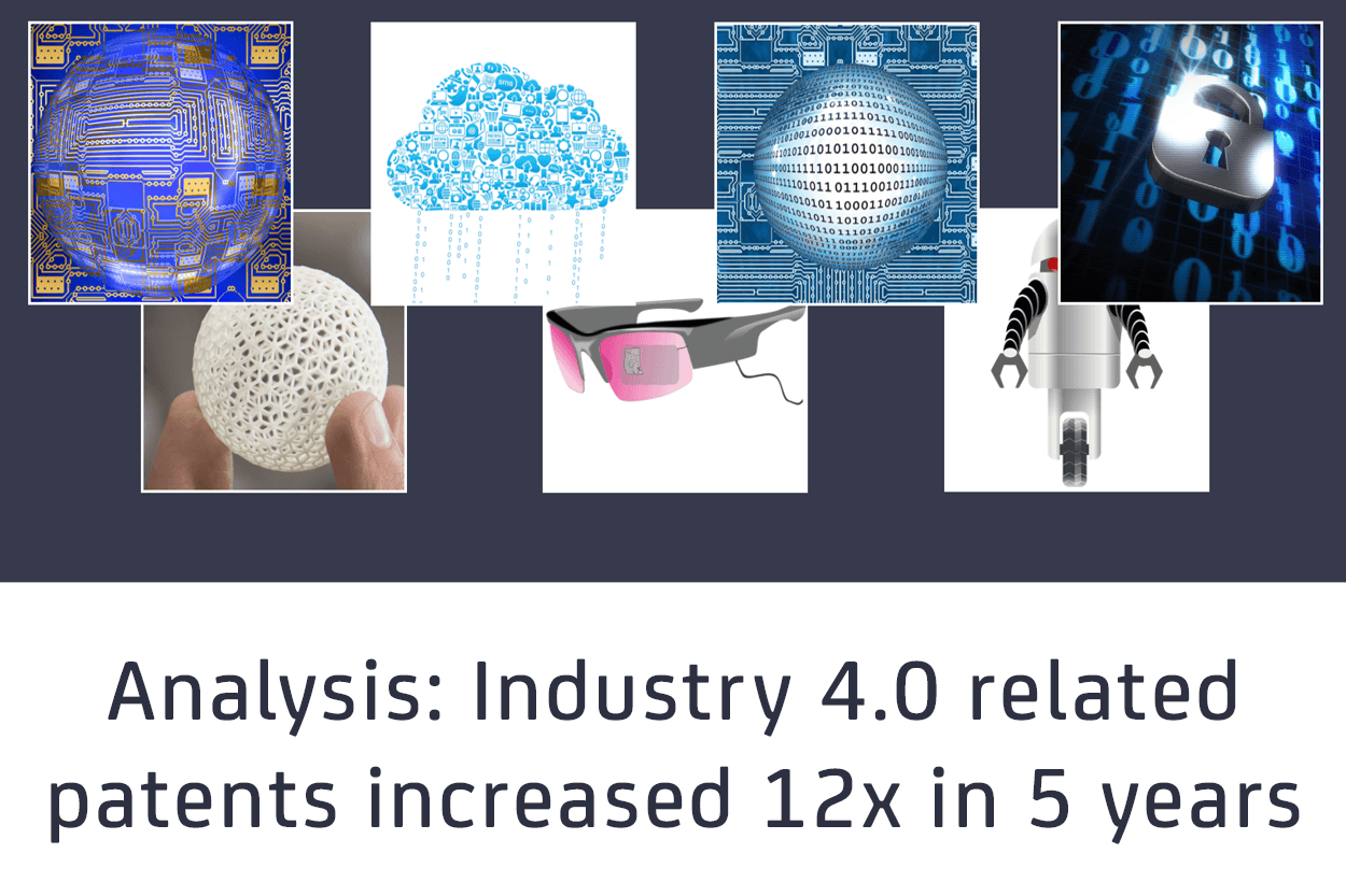 Industrial Technology Trends Industry 4 0 Related Patents