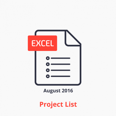 iot project list icon
