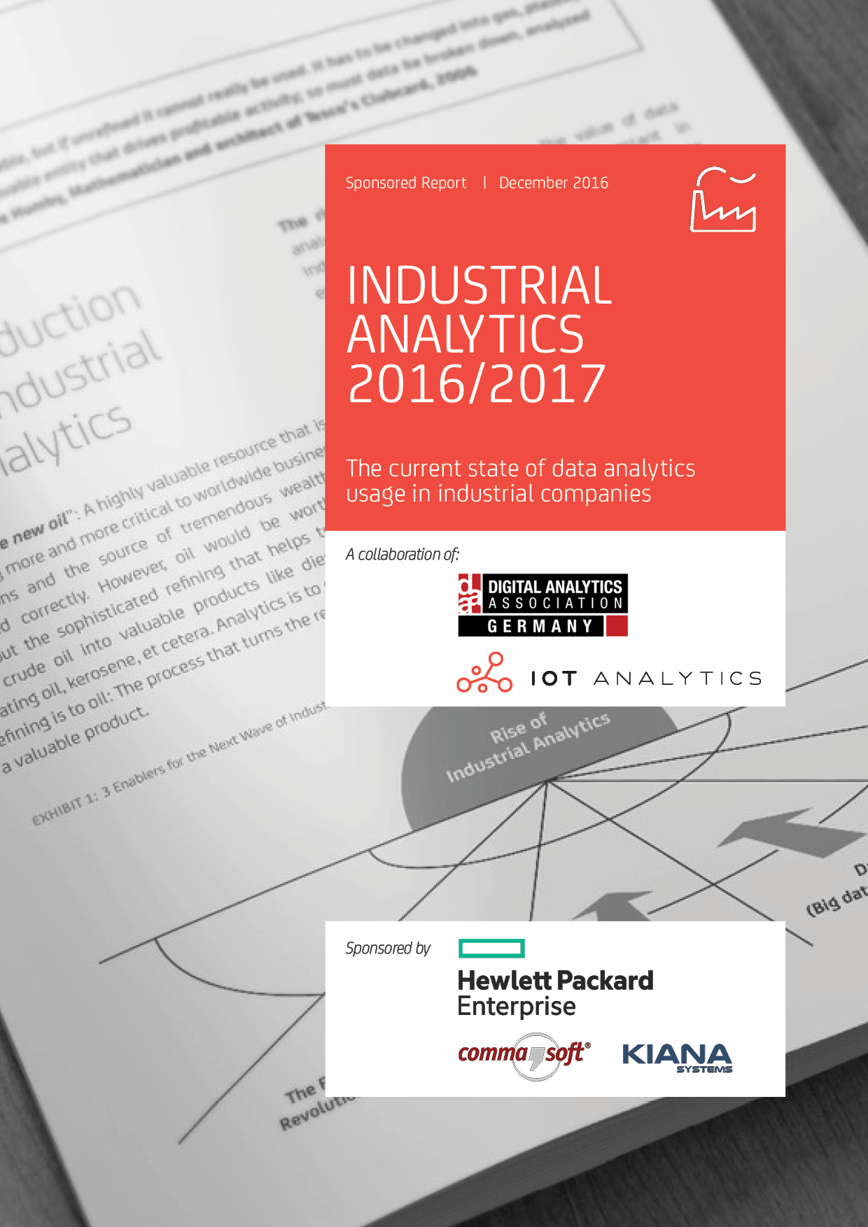 Industrial Analytics Report Cover Page