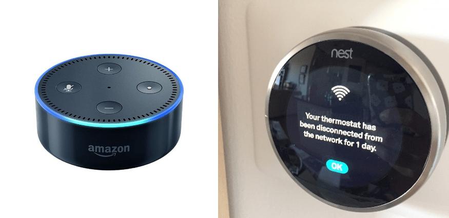 Smart Home IoT 2016