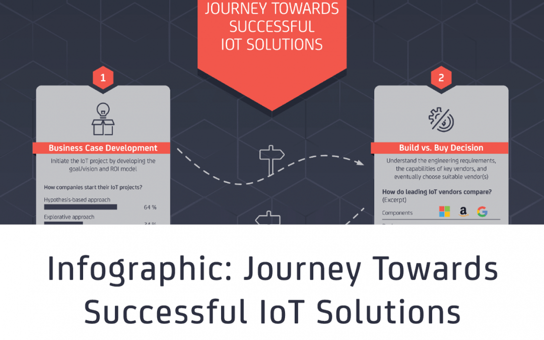 IoT Infographic: Journey Towards Successful IoT Solutions