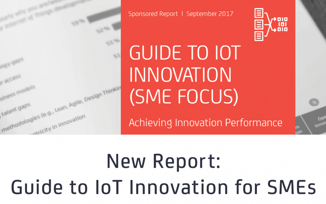 9 Ways for SMEs to Embrace IoT Innovation