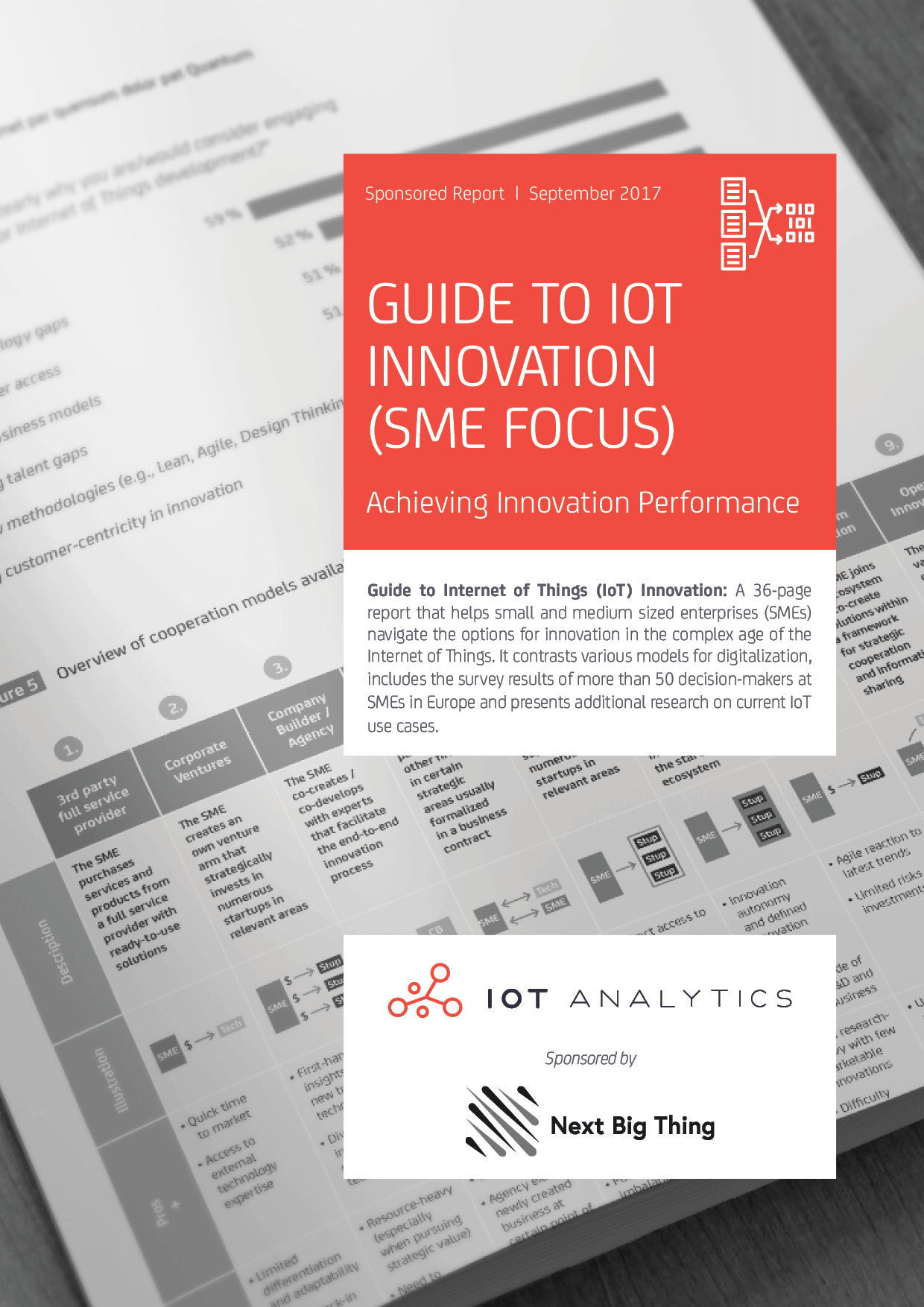 - Guide to IoT Innovation SME cover page min - 9 Ways for SMEs to Embrace IoT Innovation