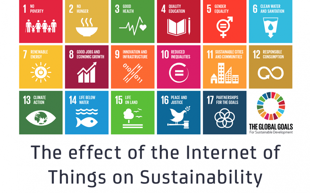 The Effect of the Internet of Things on Sustainability