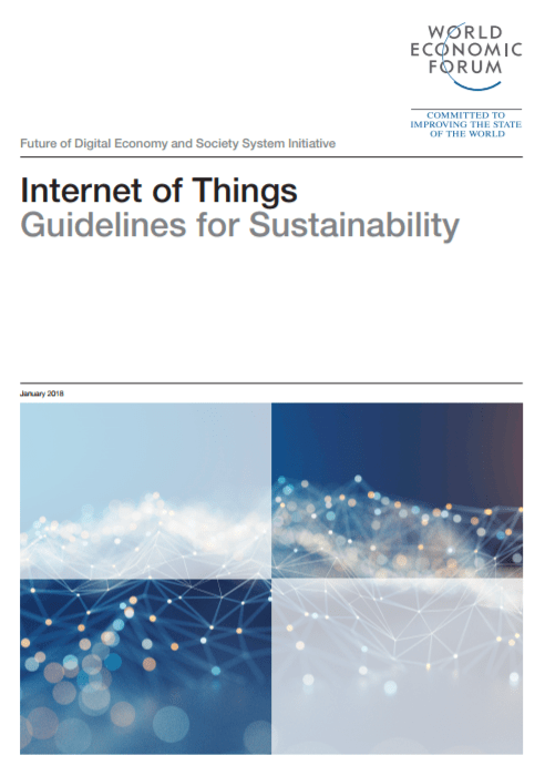 IoT Sustainability Guidelines