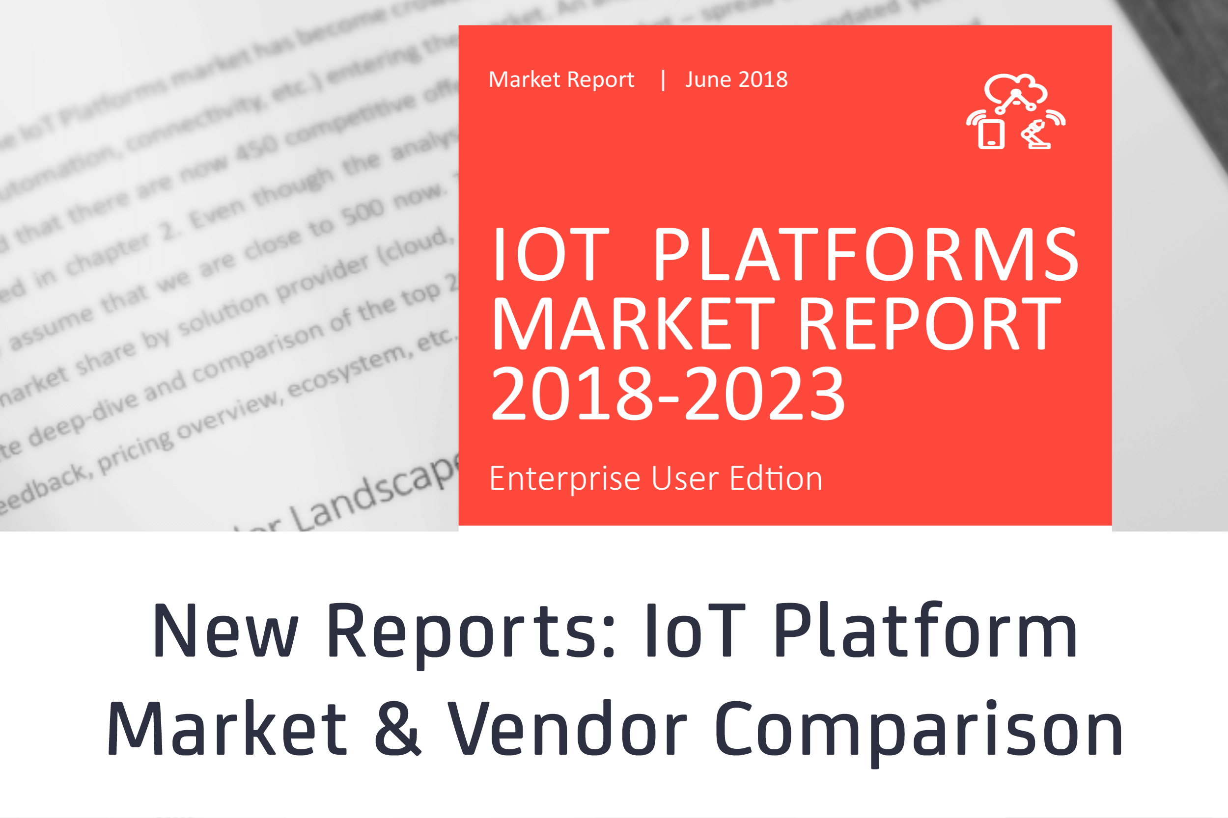 Microsoft & PTC named leading IoT Platform vendors as market growth