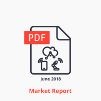 IoT Platforms Market Product Icon