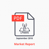 LPWAN Market Report 2018 Icon