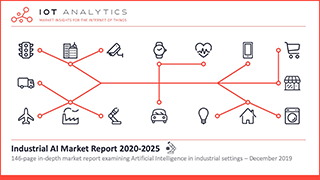 Industrial AI Market Report 2020-2025 - Cover Thumb