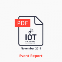 IoT Solutions World Congress 2019 - Product Icon