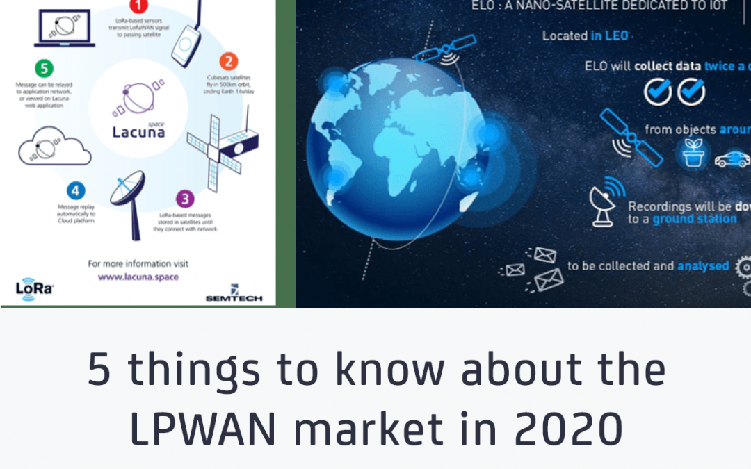 5 things to know about the LPWAN market in 2020