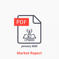 LPWAN Market Report 2020 - Product icon