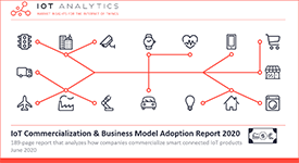 IoT Commercialization and Business Model Adoption Report 2020 Cover thumbnail