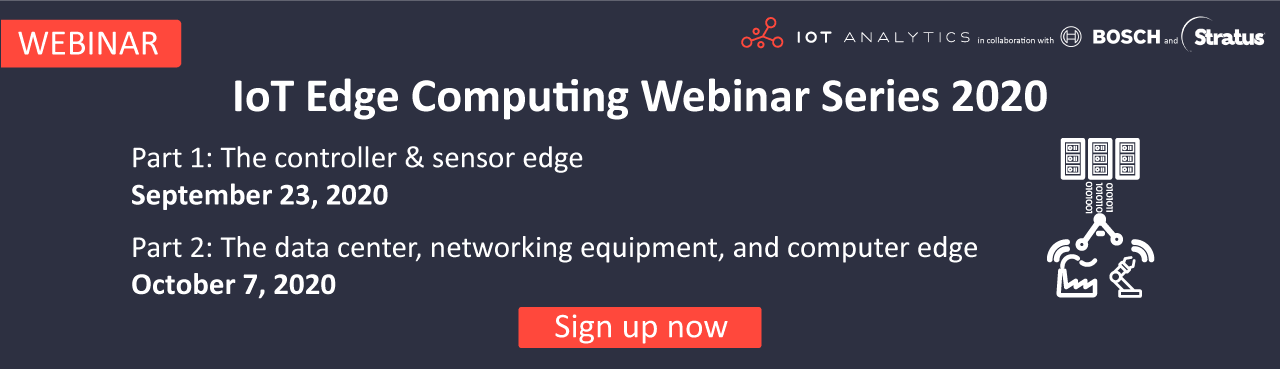 IoT Edge Computing Webinar Series 2020 Homepage Banner
