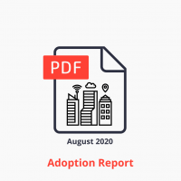 Smart City Adoption Report 2020 Icon