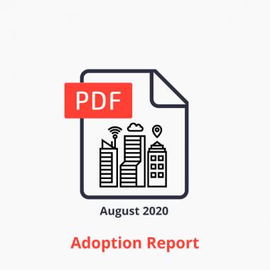 Smart City Adoption Report 2020 Icon