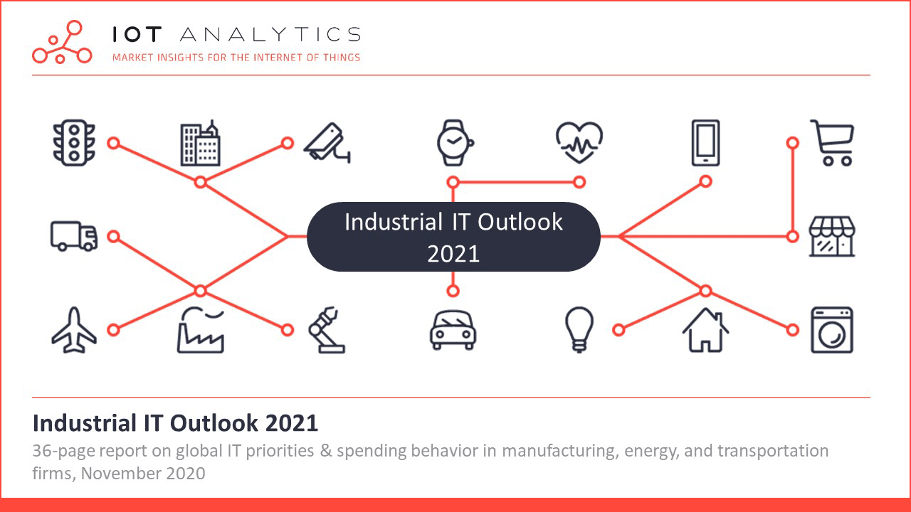 Industrial IT Outlook 2021 - Cover