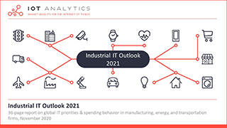 Industrial IT Outlook 2021 - Cover thumb