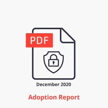 Enterprise Cybersecurity Adoption Report 2021 - Product icon