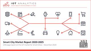Smart City Market Report 2020-2025 - Cover thumb