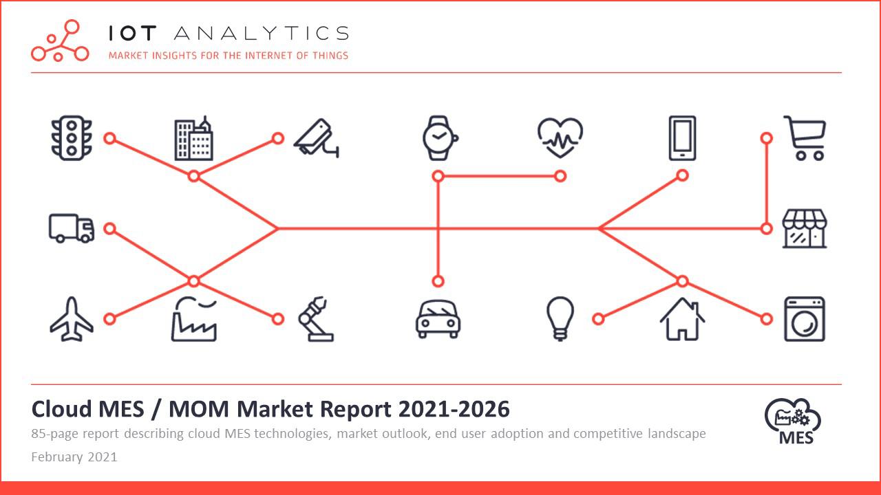 Cloud MES Market Report 2021-2026 Cover