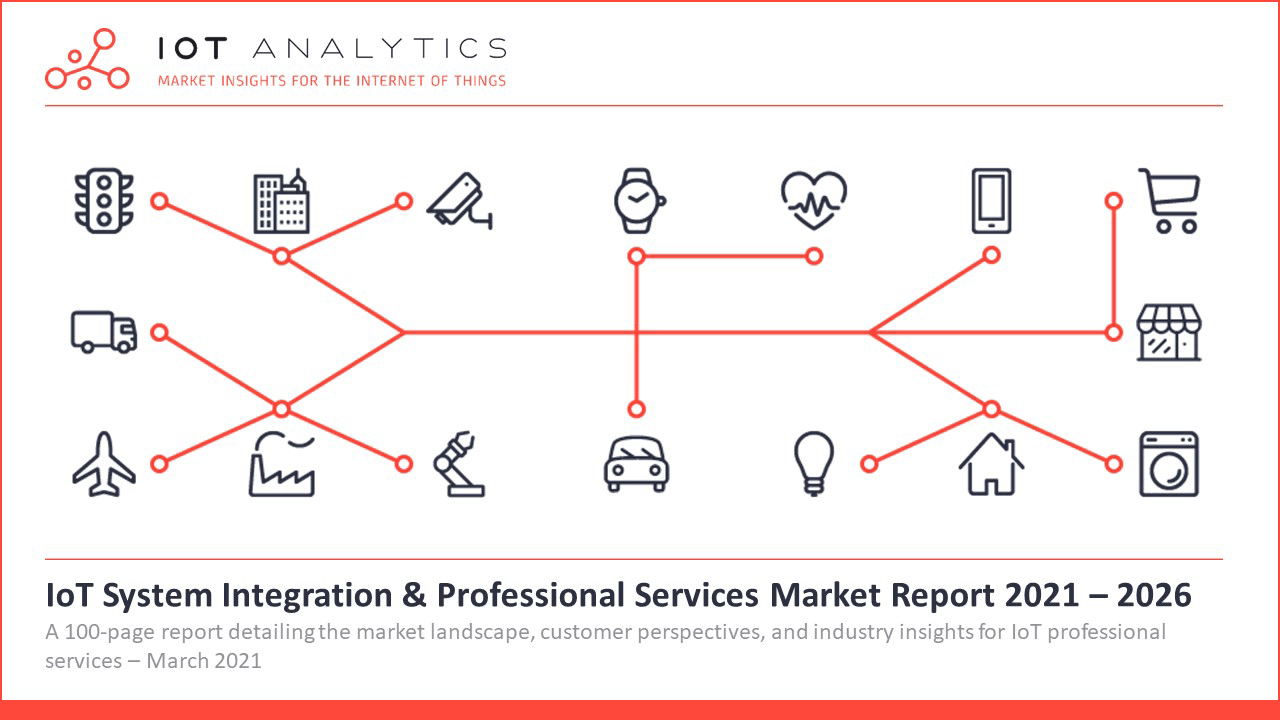 IoT System Integration and Professional Services Market Report 2021-2026