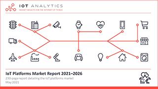 IoT Platforms Market Report 2021-2016 - Cover Thumbnail