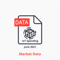 IoT Enterprise Spending Dashboard - Product Icon