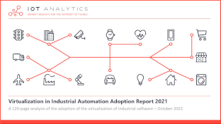 Virtualization in industrial automation adoption report 2021 - Cover thumb v2-min